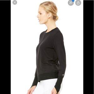 ALO Serene Long Sleeve Sweater